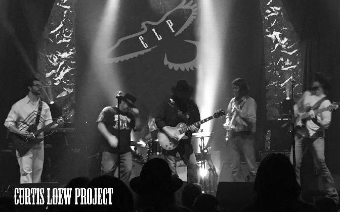 Curtis Loew Project (Starts at 9pm)