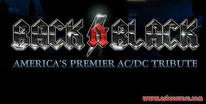 Back N Black - the AC/DC Experience (Starts at 9pm)